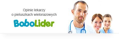 Opinie lekarzy o pieluszkach BoboLider